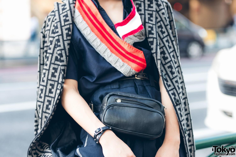 Harajuku Guys In Streetwear Looks W Vetements Balenciaga