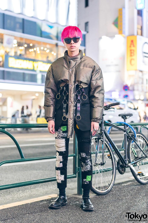 Harajuku Mens Streetwear Styles W Comme Des Garcons