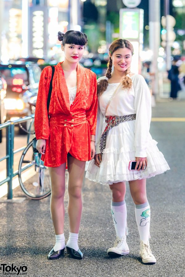 Harajuku Street Fashion w/ Moschino, Forever21, Target, Claire's & Converse