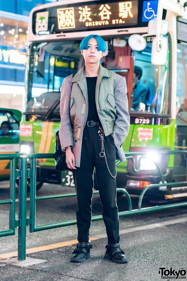Street Style Power Dressing w/ Comme des Garcons, Nekedi & Kaiko