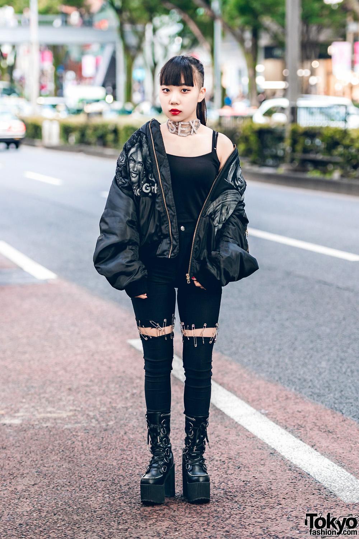 Japanese Street Fashion Dress Up