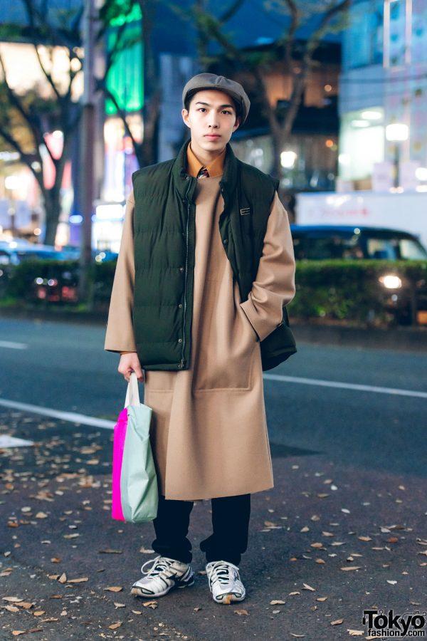 Urbane Winter Street Fashion w/ Martine Rose, City, Xander Zhou, Klaartje Martens & Mizuno