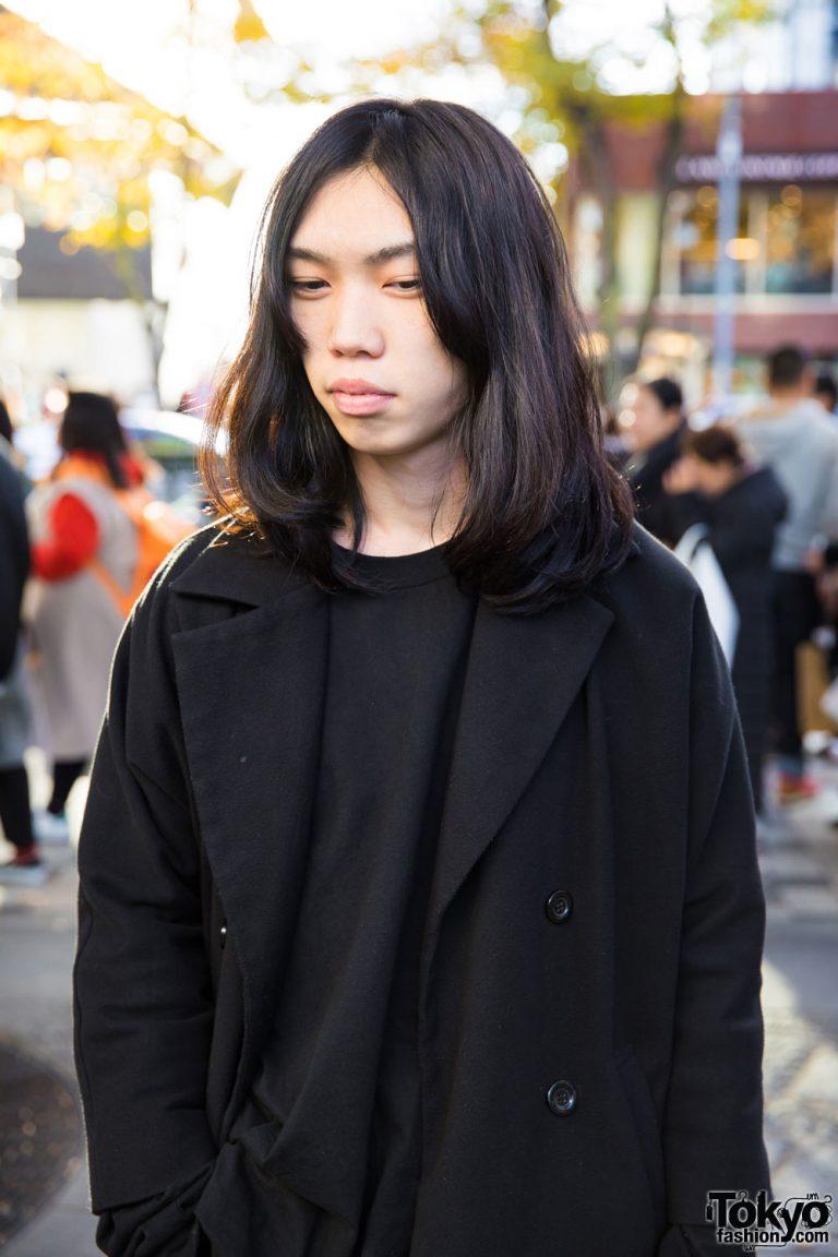 Harajuku Girl in Casual Street Style w/ Adidas, GU, Emoda