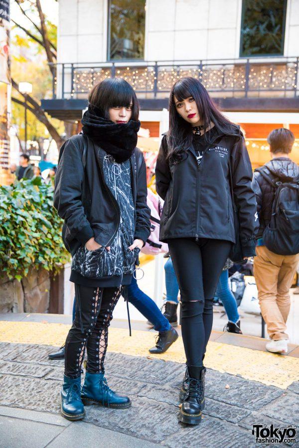 Harajuku Streetwear Styles w/ KRY, Dr. Martens, LRY, Kawa-Kawa, Paradox & Margaret Howell