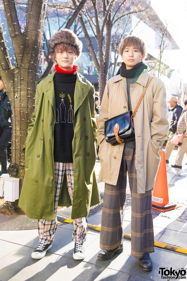 Sophisticated Menswear Street Style w/ 0.14, Comme des Garcons, Burberry, Y's Yohji Yamamoto & nil admirari