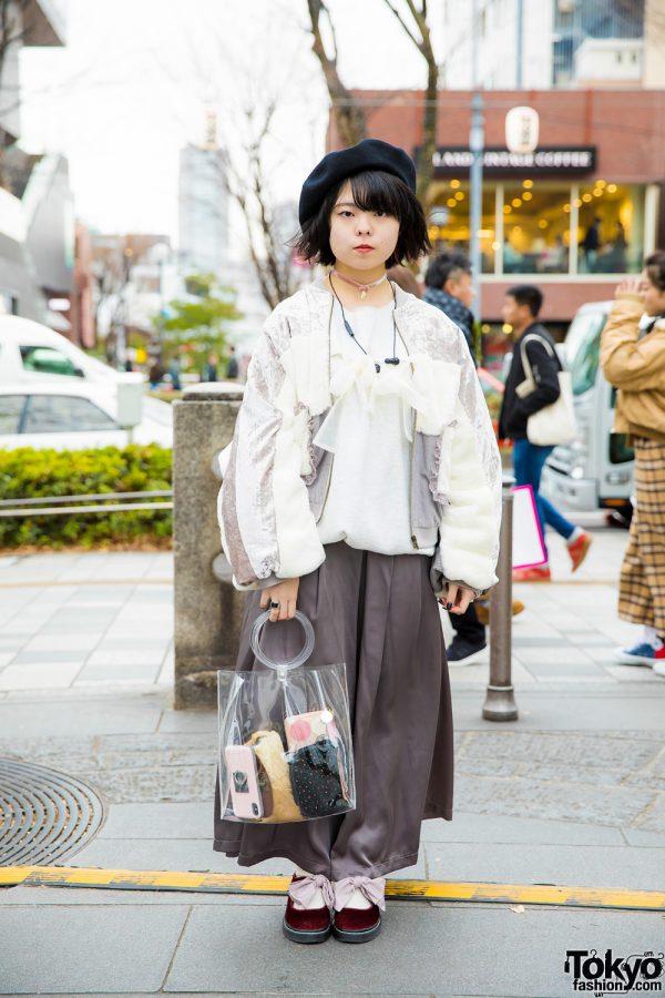 Street Fashion in Harajuku w/ Merry Jenny & Never Mind the XU Accessories