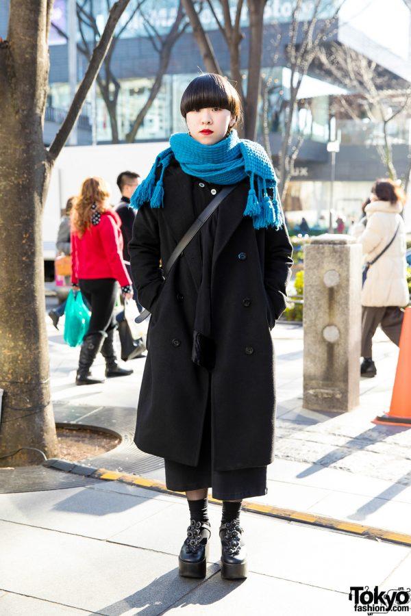 Minimalist Winter Street Fashion w/ GU, Otoe & Tokyo Bopper