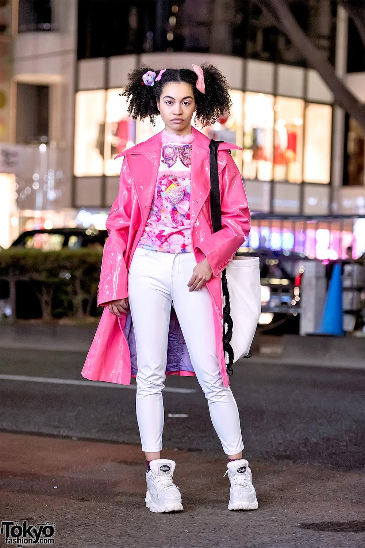 Kawaii Harajuku Street Style W/ 6%DOKIDOKI, MYOB NYC, Kiss