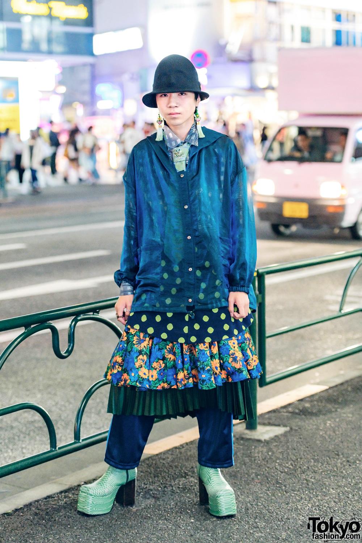 7847bb6c978 Vintage Menswear Street Style w  Apollo