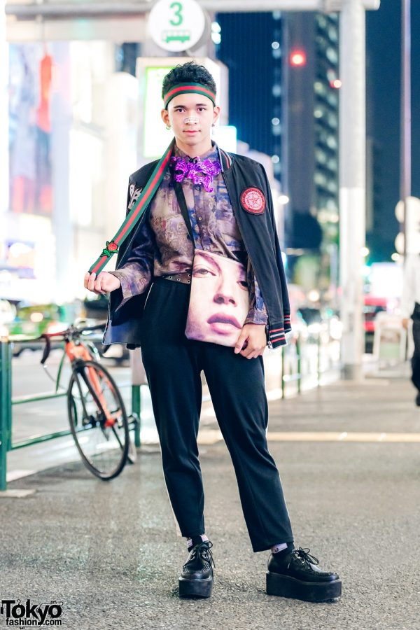 Harajuku Street Style w/ Algonquins, WEGO, Yosuke, MPQ, Romantic Standard & G2?