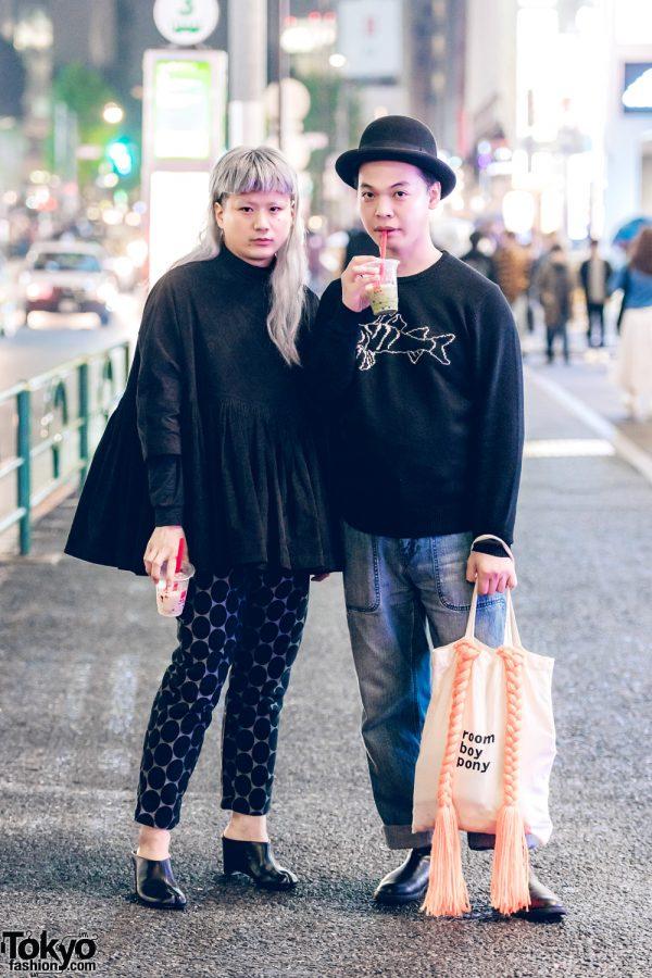 Room Boy Pony & Daisuke's Casual Streetwear Looks w/ Kansai Yamamoto x LV, Room Boy Pony, JW x Uniqlo & Comme des Garcons