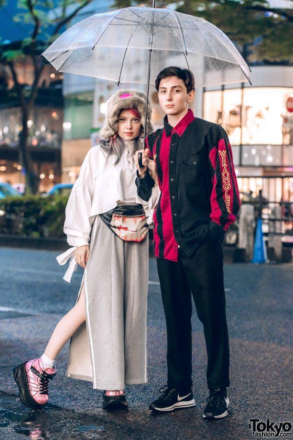 Sheidlina's Chic Minimalist Street Style in Harajuku w/ Honey Mi Honey, Lady Gonzalez, Kobinai & Demonia