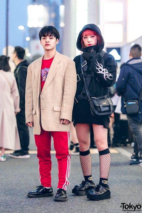 Japanese Street Styles w/ Moda Ritorno Junior, Sonoma, Dolls Kill & Demonia
