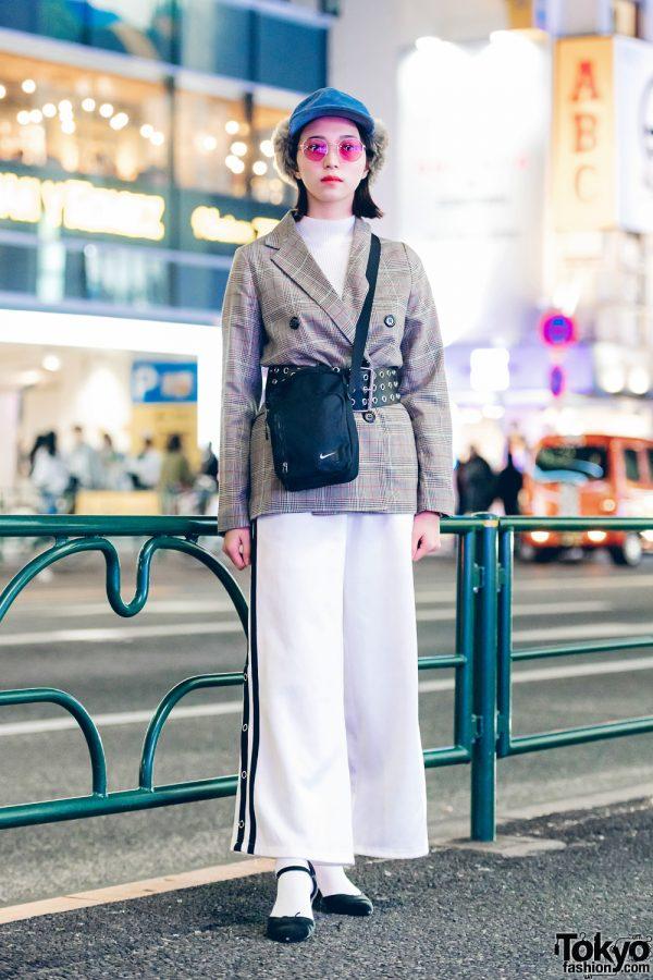 Chic Japanese Streetwear w/ W Closet, WEGO & 7% More Pink