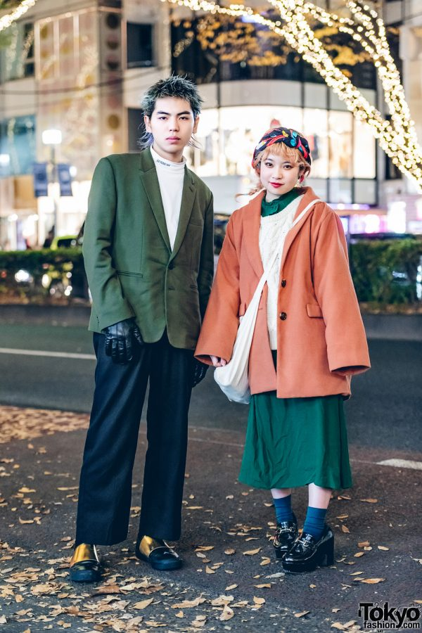 Harajuku Duo In Minimalist Street Styles W Littlebig Essay Bukht Jimmy Choo