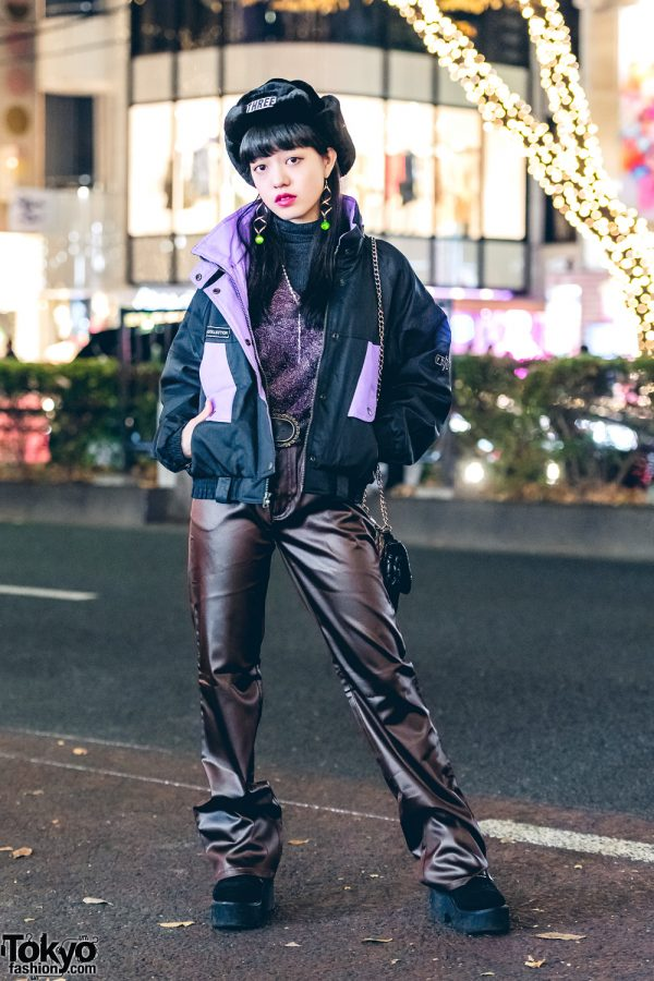 New York Joe Staff in Vintage Harajuku Fashion w/ ADG Boots & Pameo Pose Accessories