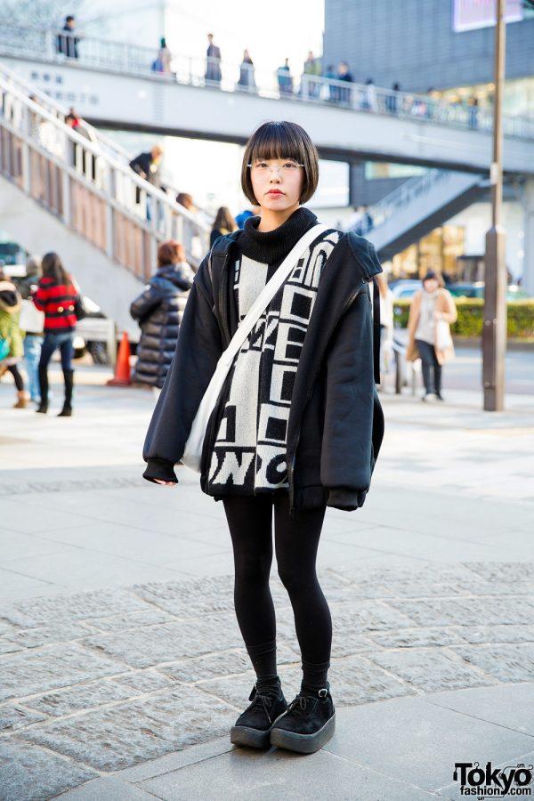 Japanese Monochrome Streetwear w/ 17kg, Wacko Maria & Tokyo Bopper