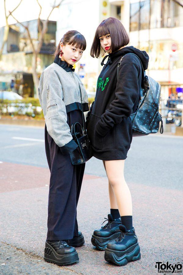 "Harajuku Streetwear Styles w/ M.Y.O.B. NYC, Unglayer ""Neon Genesis Melancholy"", Boy London & Demonia"