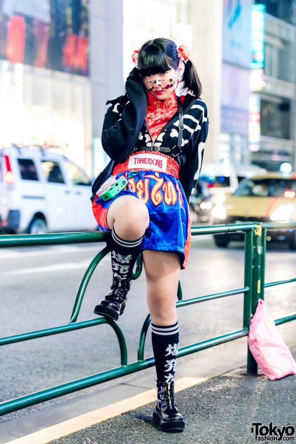 Asian-Inspired Streetwear in Harajuku w/ King Family, Don Don Down Wednesday, New York Joe, Adidas & Romantic Standard