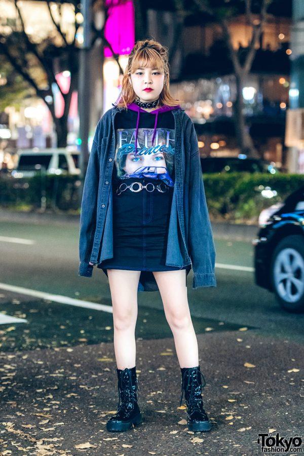 Harajuku Street Fashion w/ Faith Tokyo, WEGO & Never Mind the XU
