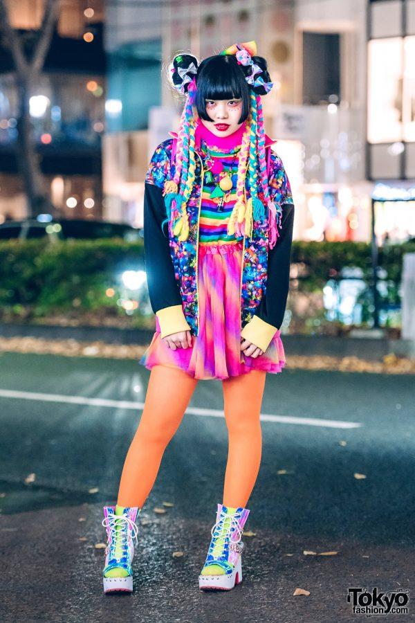 Japanese Kawaii Street Style w/ 6%DOKIDOKI, WC Harajuku, Yoshida Channel, Yosuke & Kinji