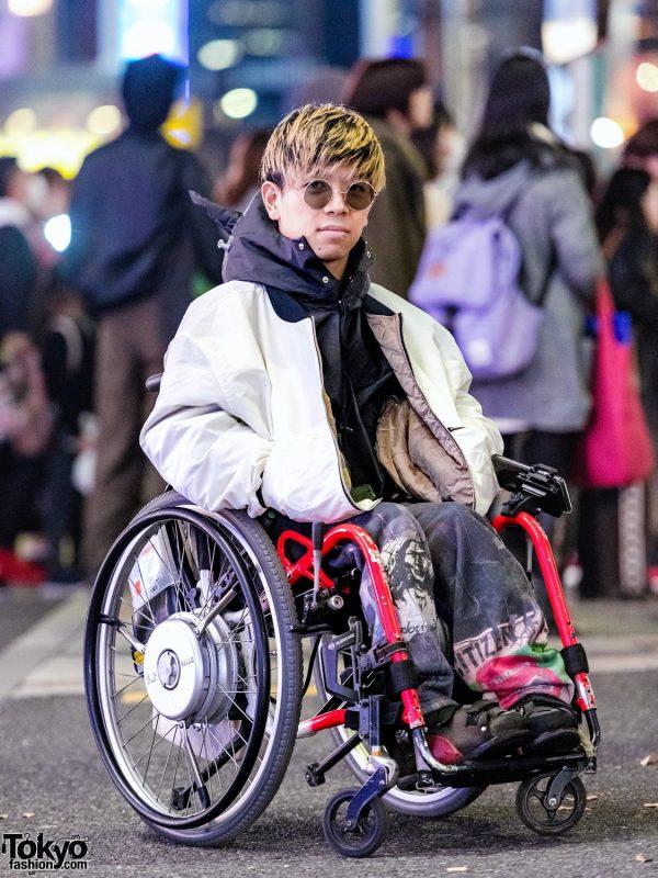 Japanese Streetwear Style in Harajuku w/ Michiko London & Discovered