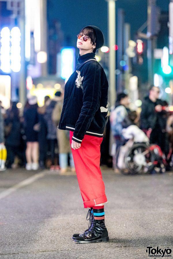 Japanese Streetwear Style w/ Mihara Yasuhiro, Vivienne Westwood, Raf Simons, Undercover & Dickies