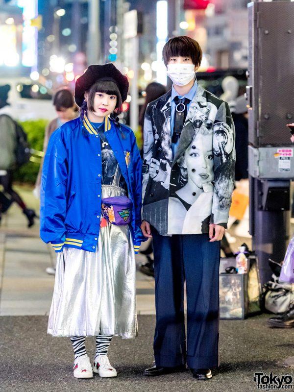 Harajuku Streetwear Fashion w/ Comme des Garcons, Dries Van Noten, Gucci, Zara, Givenchy & MM6