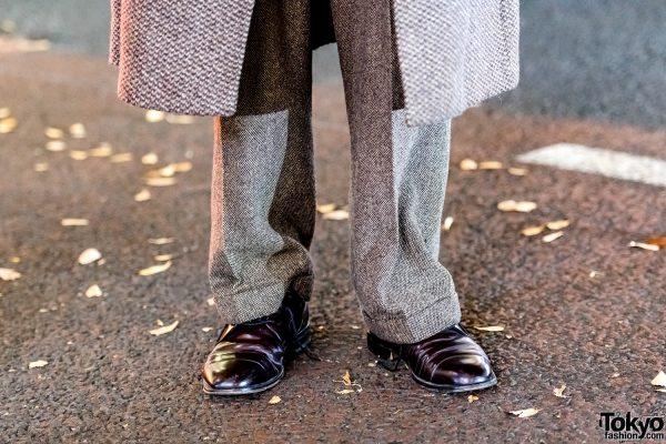 4b2a22b765994 Full article for this photo   Dapper Vintage Menswear Street Fashion w  Newsboy  Cap