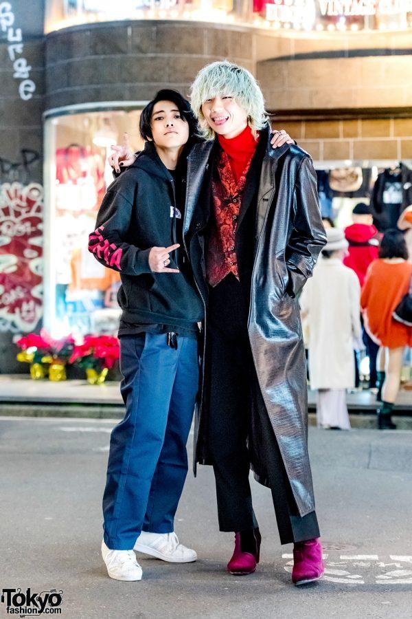 Japanese Streetwear Styles w/ Tokyo Human Experiments, Adidas & Dickies