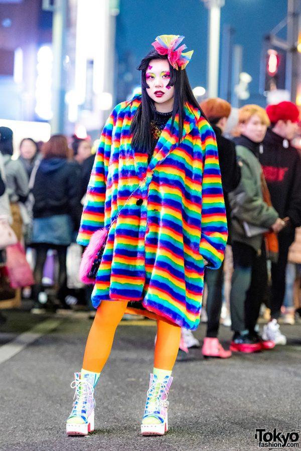 Colorful Harajuku Street Style w/ Kobinai, WEGO, Yosuke & 6%DokiDoki