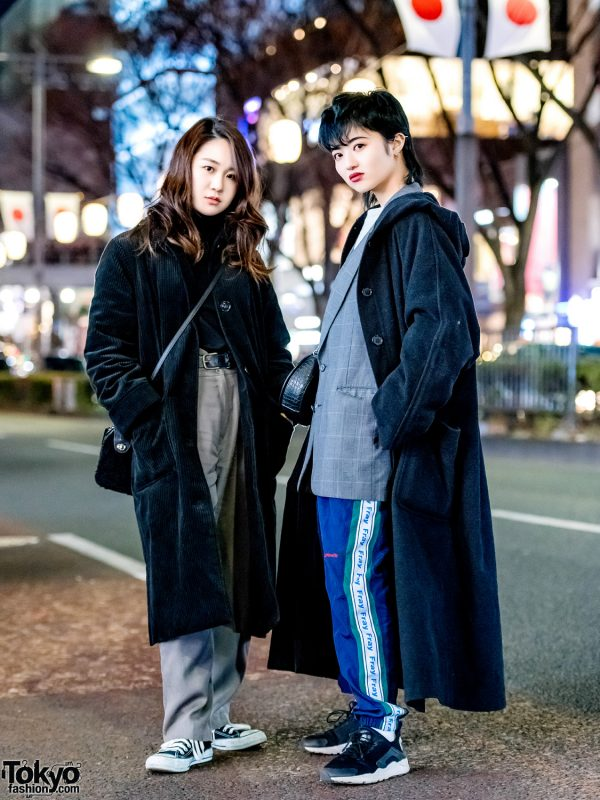 Dark Harajuku Vintage Streetwear Styles w/ Fresh Anti Youth, Moussy & Uniqlo