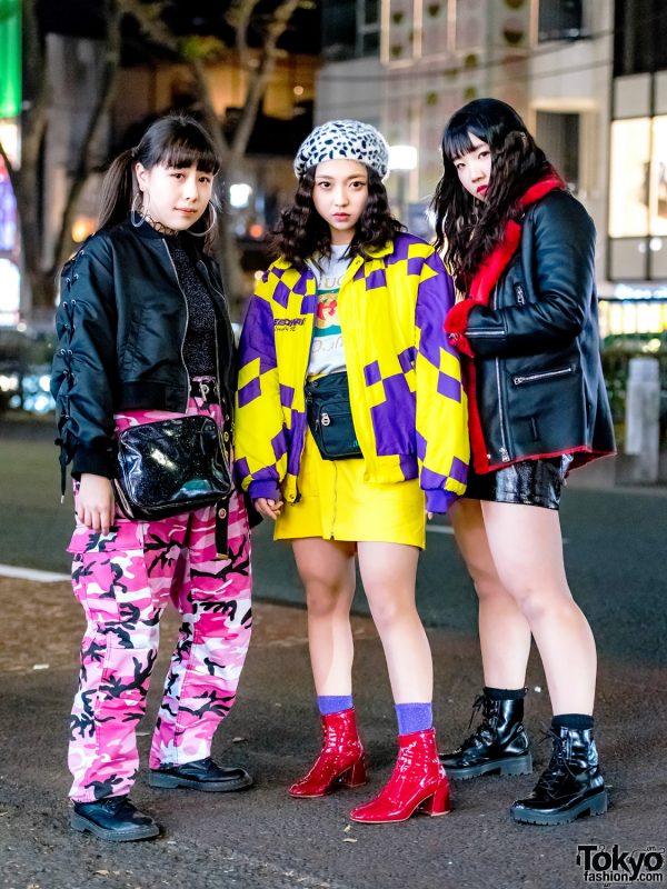 Harajuku Teen Streetwear Styles w/ Pinnap, Bubbles, WEGO, Gucci & Bershka
