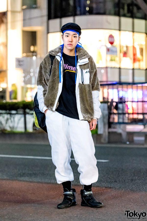 Street Style in Harajuku w/ D.TT.K, Alltimers, John's By Johnny, Nike & Honda