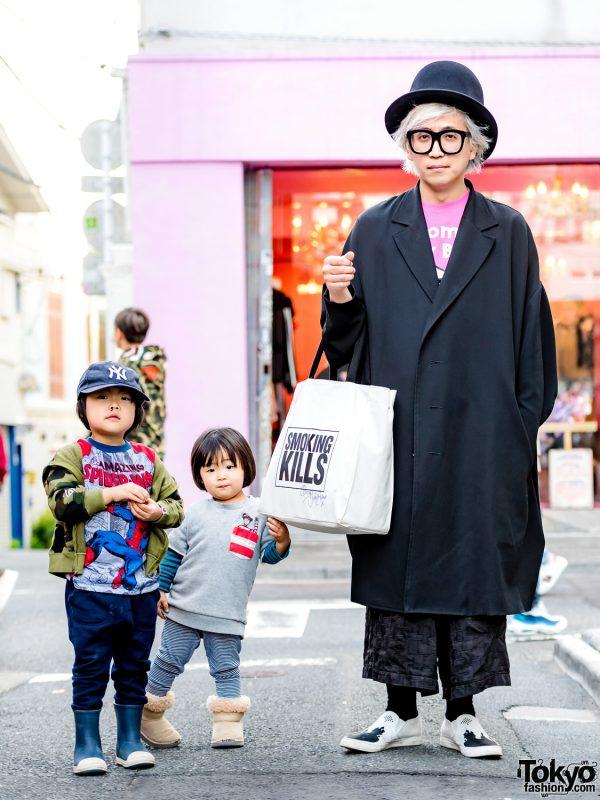 Minimalist Harajuku Streetwear w/ Christopher Nemeth, Judy Blame, Ed Tsuwaki & Comme des Garcons