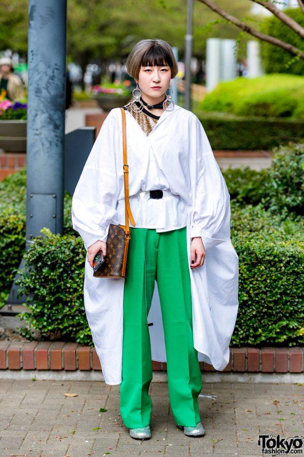 Japanese Vintage Streetwear Style w/ Louis Vuitton, UNIF & X-girl