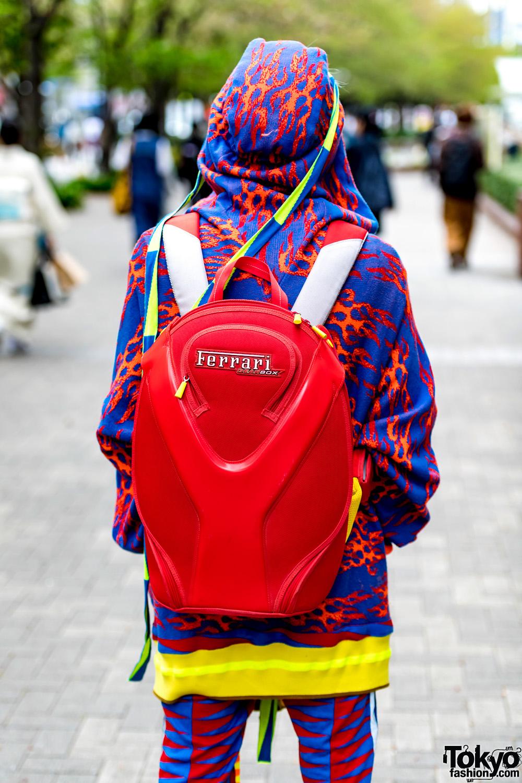 Colorful Tokyo Streetwear W Bernhard Willhelm Fashion