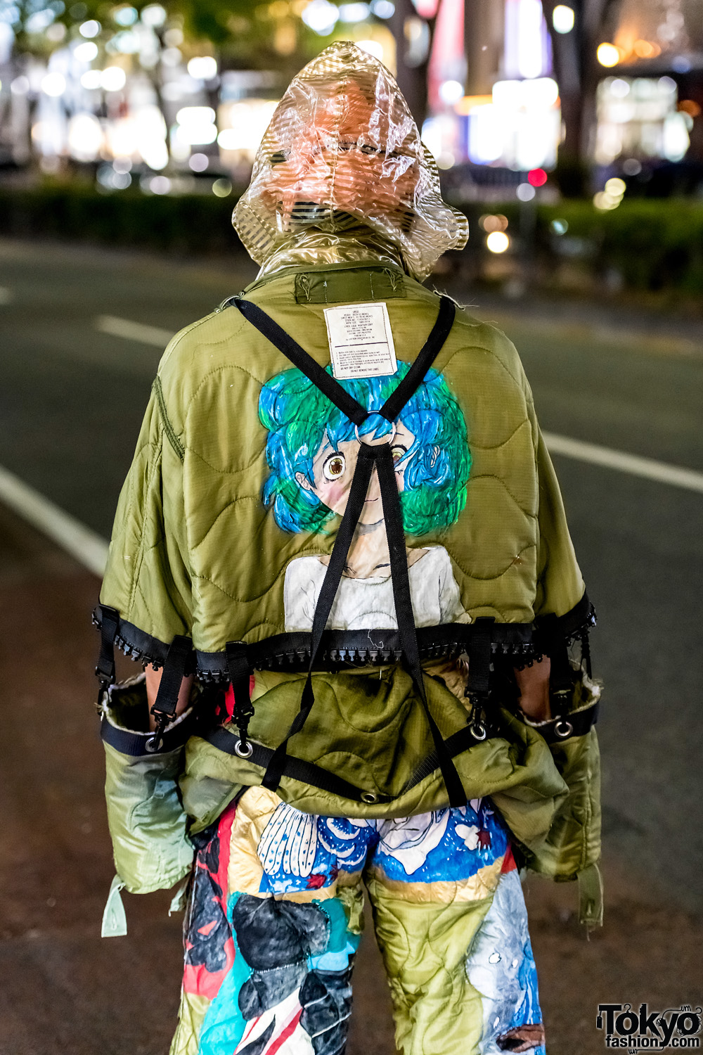 Dog Harajuku Fashion Fangophilia Rings Myob Nyc Bag: Japanese Avant-Garde Street Style W/ Dog Harajuku Remake