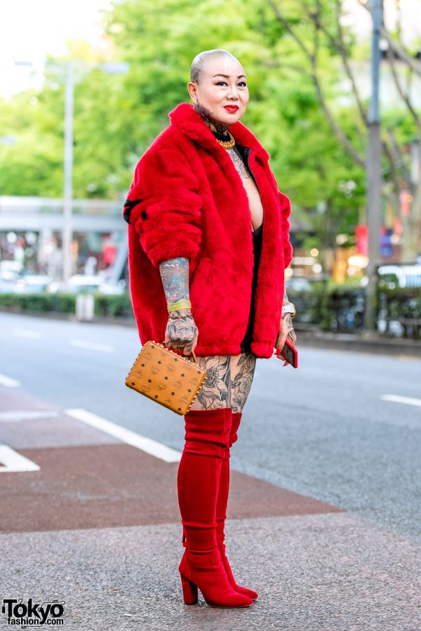 Fashion Boutique Owner in Harajuku w/ Supreme, MCM, G-Shock, Chanel & Versace