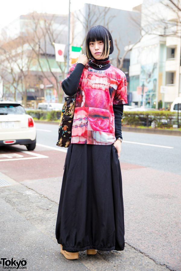Harajuku Subculture Street Style w/ Vivienne Westwood, PUNYUS, Oh Pearl, Black Peace Now, Mineral & Jeffrey Campbell