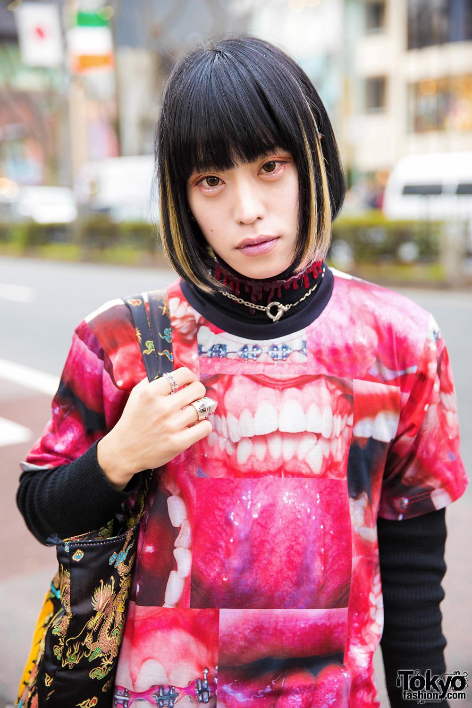 Harajuku Subculture Street Style W Vivienne Westwood