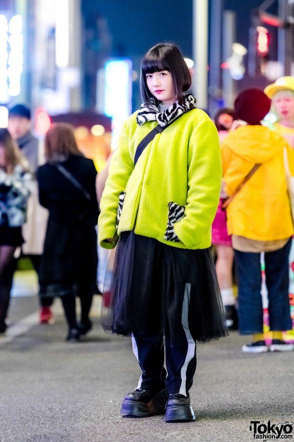 Harajuku Street Style w/ Kobinai, WEGO, Pameo Pose, Faith Tokyo & Demonia