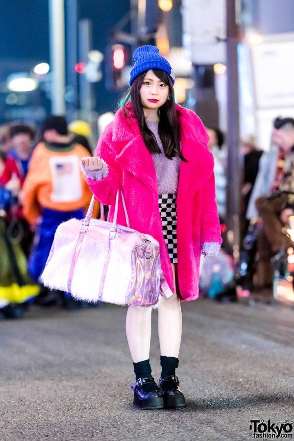 Harajuku Streetwear Fashion w/ Kinji, Ingni, Dolls Kill & WEGO