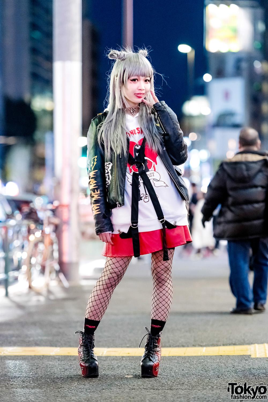 Harajuku J Pop Singer W Listen Flavor Unif Joyrich