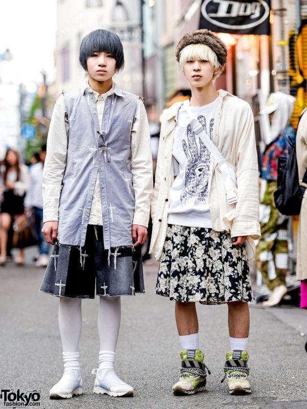 Tokyo Streetwear Fashion w/ Mikio Sakabe, Bernhard Willhelm, Faith Tokyo, Maison Margiela, Mugendo, Acolasia & Atsuro Tayama