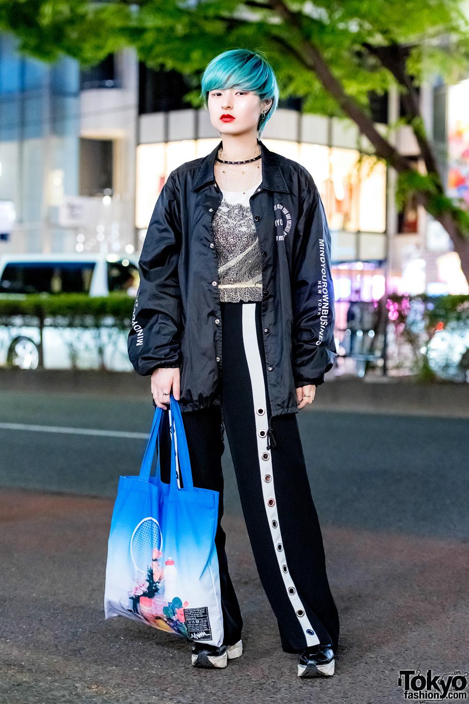 6%DOKIDOKI Staffer's Harajuku Streetwear w/ M.Y.O.B, Swankiss, Jeffrey Campbell & Nakano Ropeway