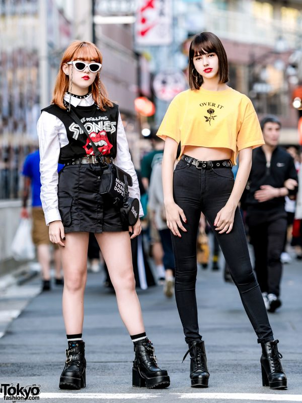 Harajuku Girls Streetwear W More Than Dope Never Mind