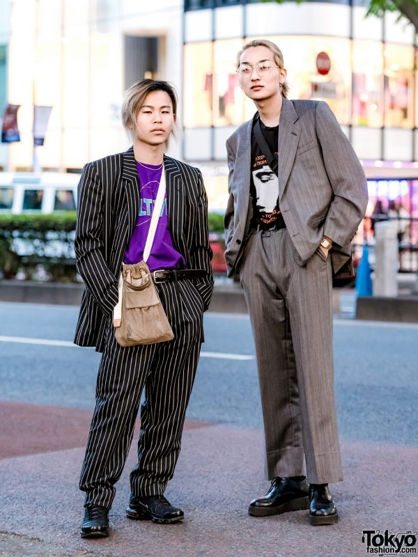 Harajuku Menswear Suit Styles w/ Christian Dior, Little Big, Punta, TTT_MSW, Nike, Hender Scheme & Another Youth