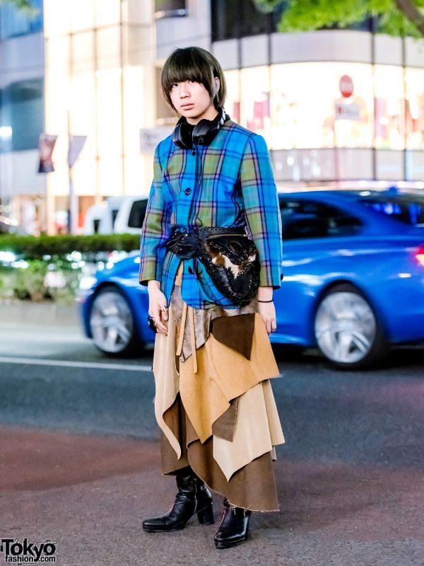 Harajuku Vintage Street Style w/ Givenchy, 20471120, Banal Chic Bizarre & Beauty: Beast
