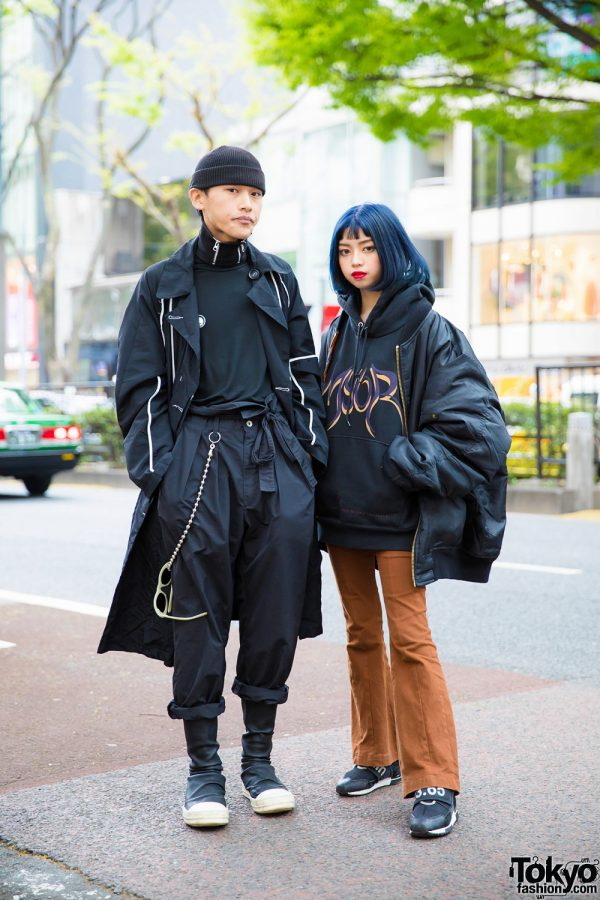 Harajuku Streetwear w/ Ionism Boutique, Rick Owens, Unknown-Section, MYOB, Faith Tokyo & 23.65